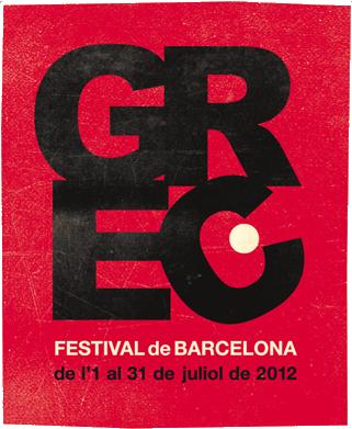 GREC. FESTIVAL de BARCELONA. De l'1 al 31 de juliol