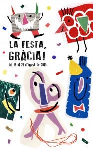 Cartell festes de gràcia 2019_baixaresolucio